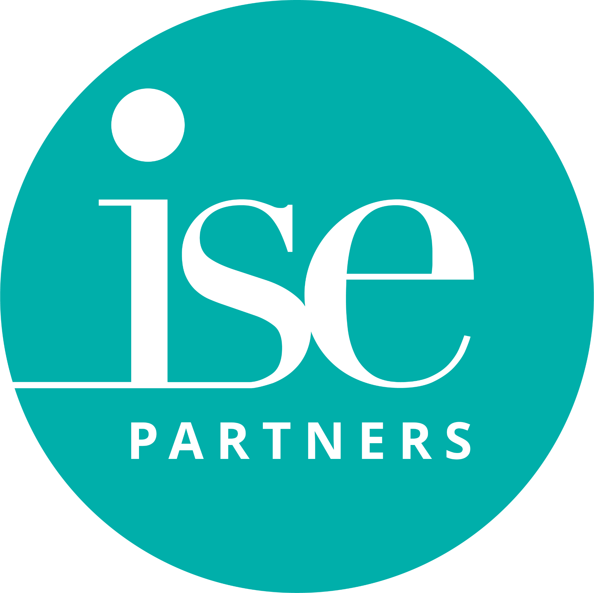 ISE Partnership Footer Logo